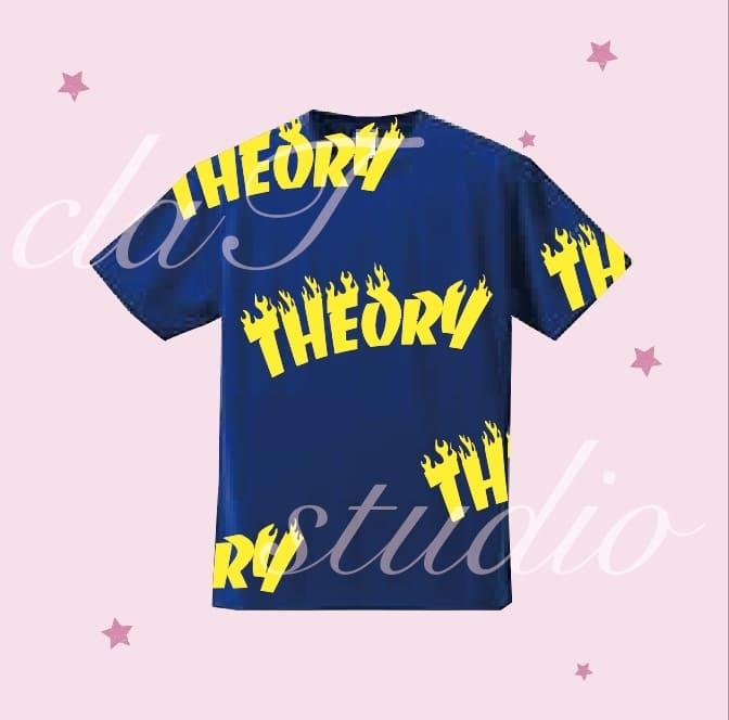 スラッシャーのクラスTシャツのデザインb