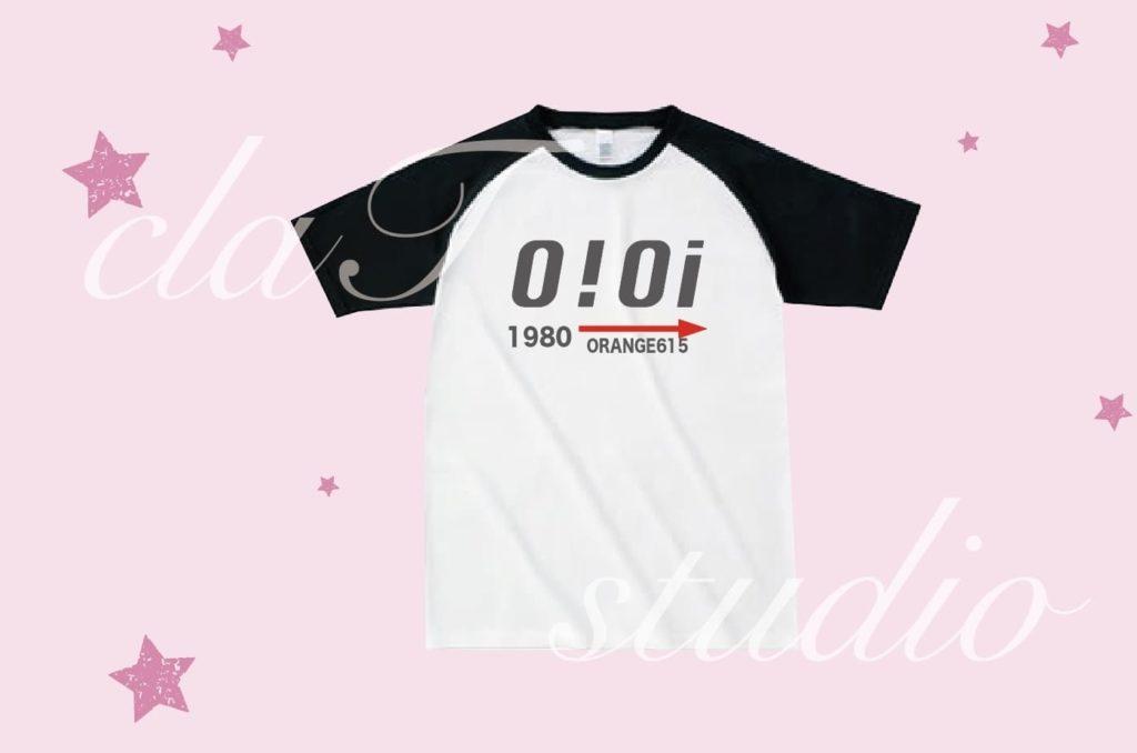 oioiのクラスTシャツ