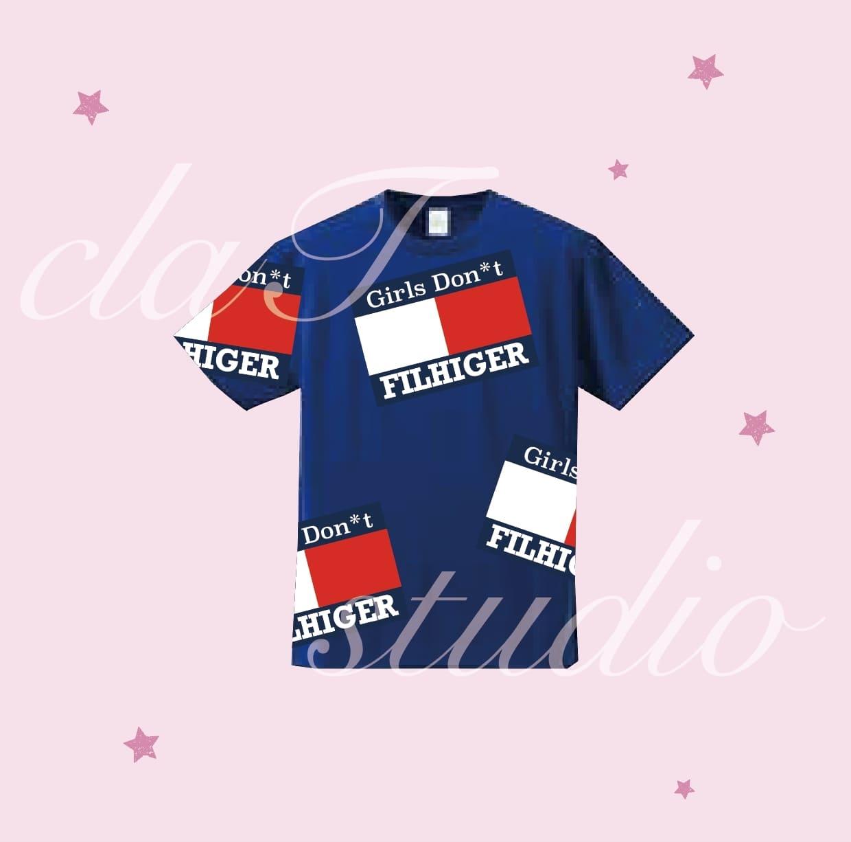 TommyのクラスTシャツデザインa