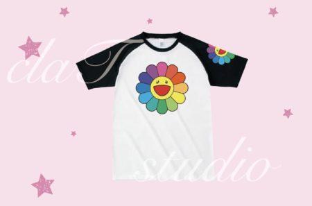 カイカイキキ風Tシャツ