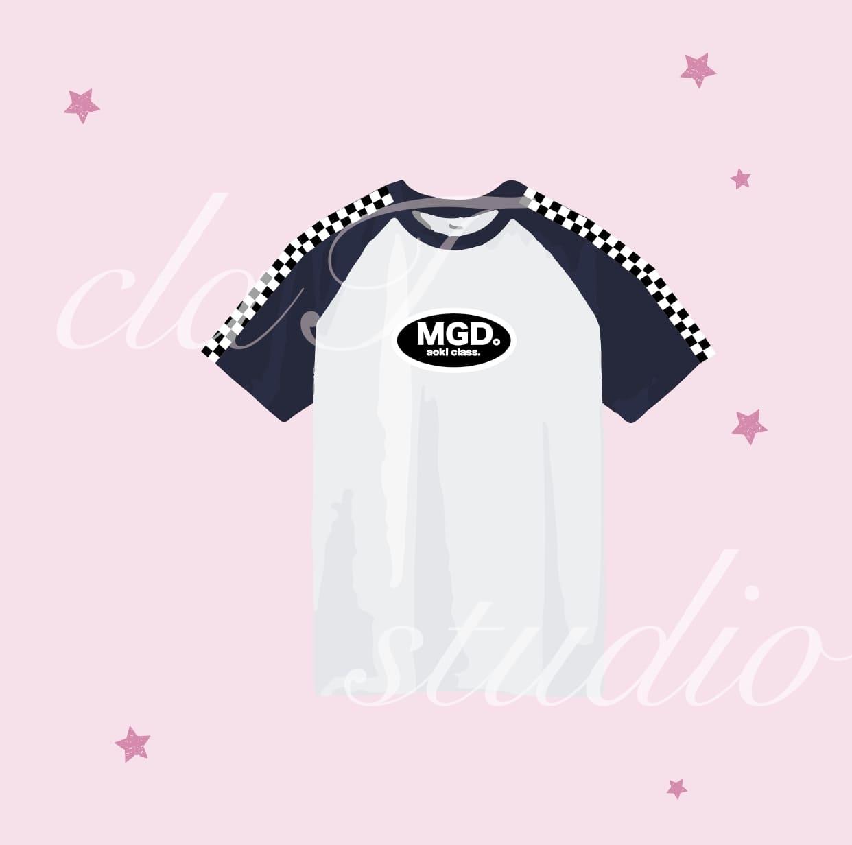 MGDのクラスTシャツ1