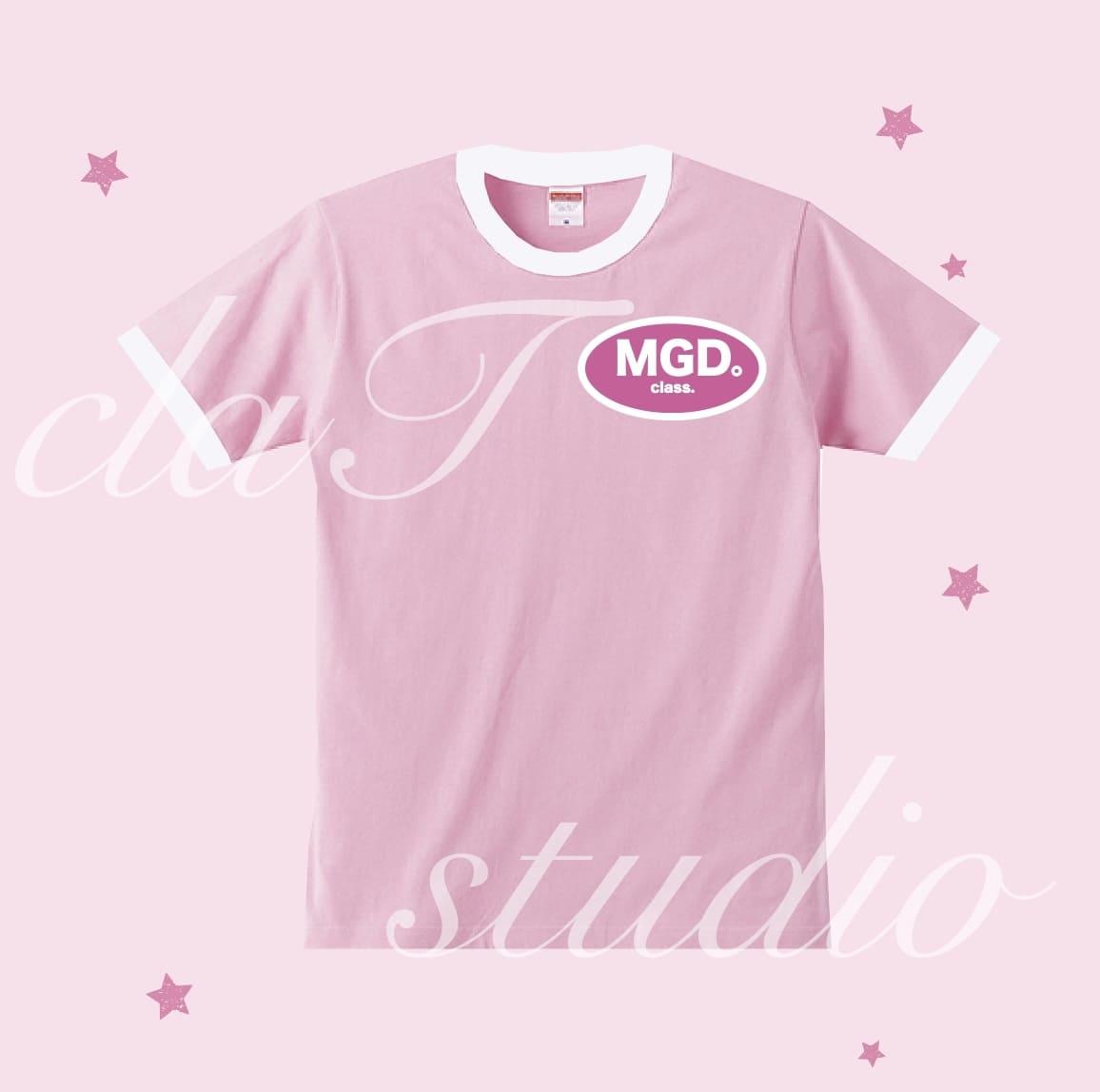MGDのクラスTシャツ2
