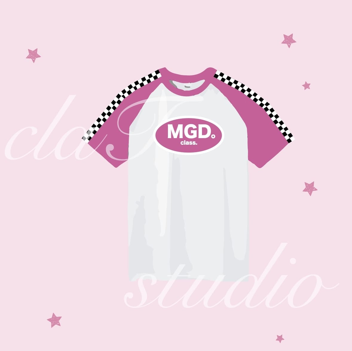 MGDのクラスTシャツ3