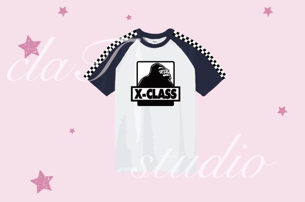 エクストララージのクラスTシャツ