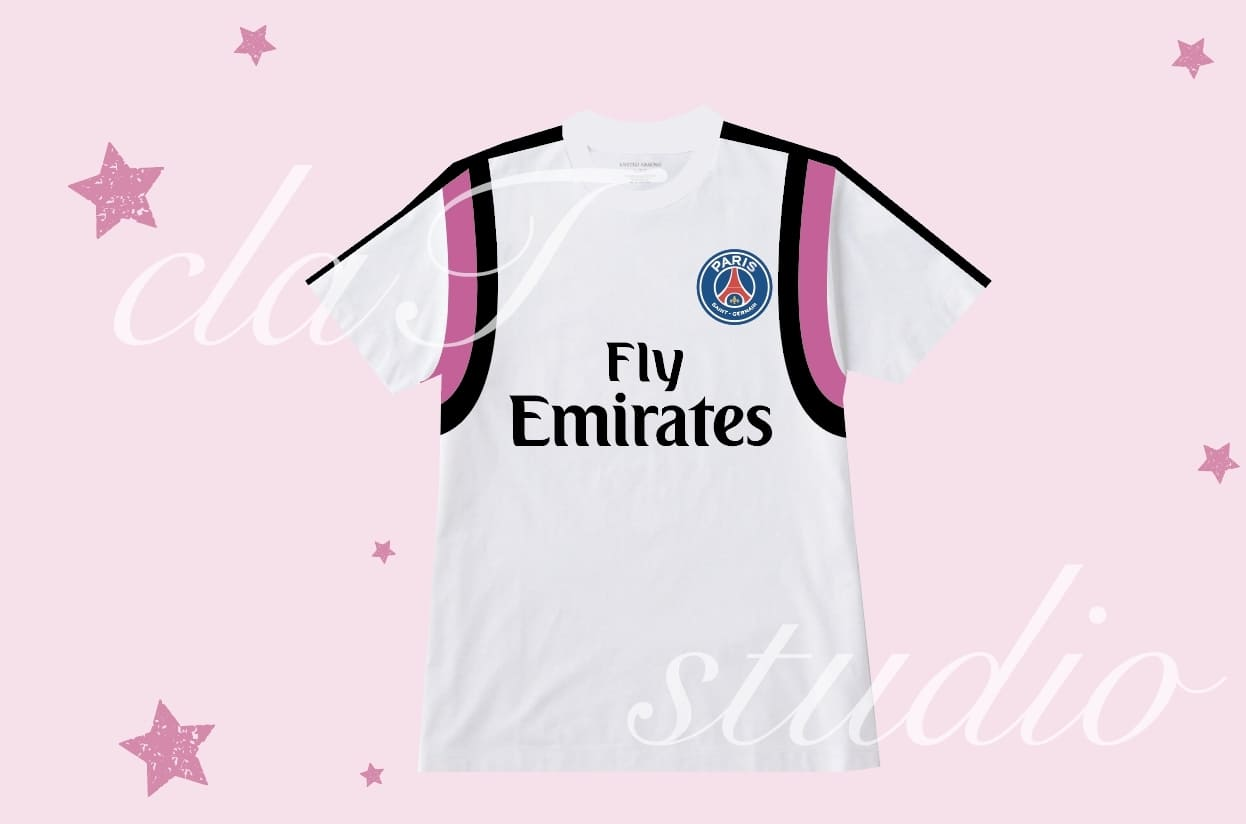 ピンク|サッカーユニフォーム