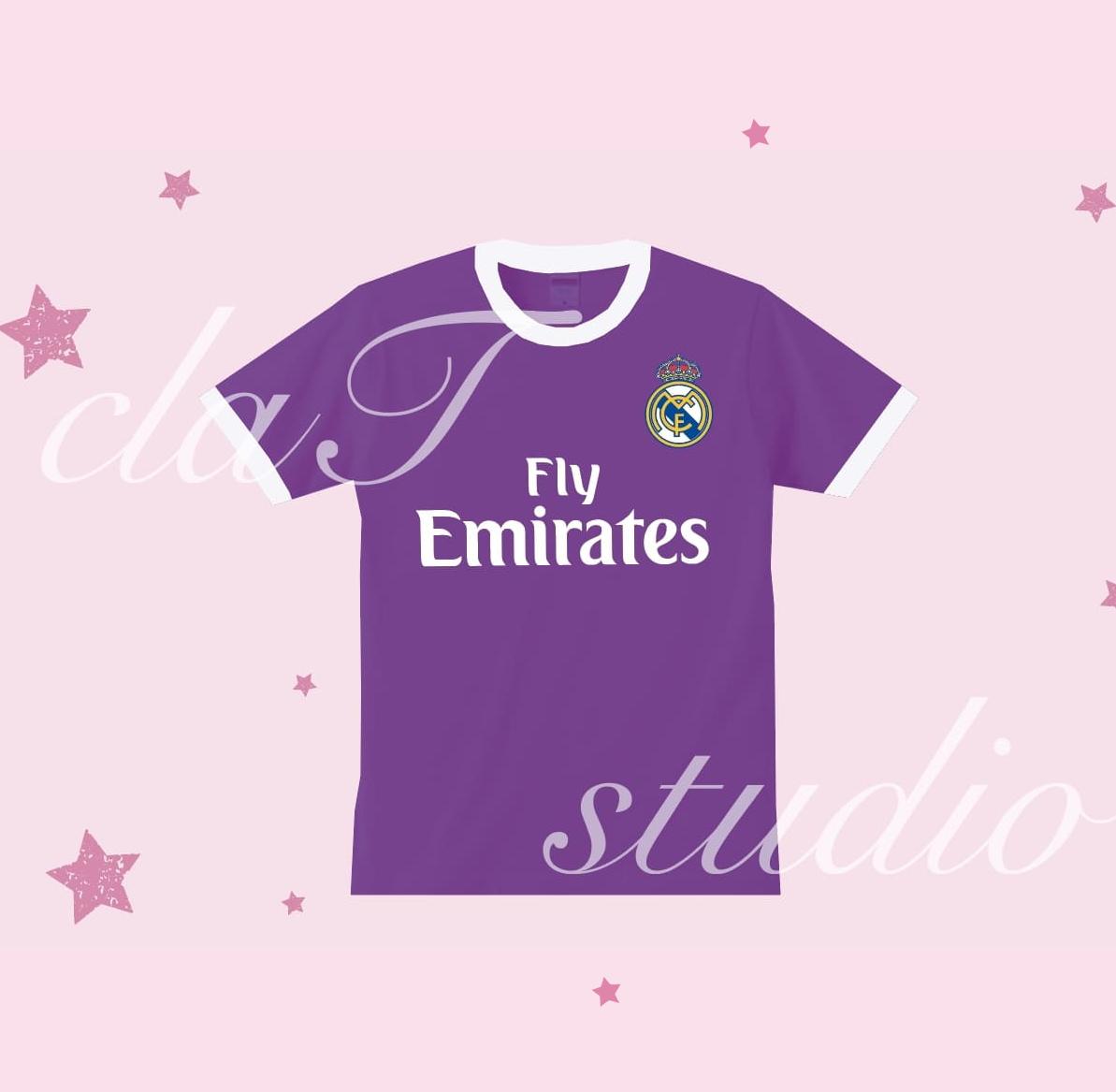 紫のサッカーユニフォームクラスtシャツ_image_0003