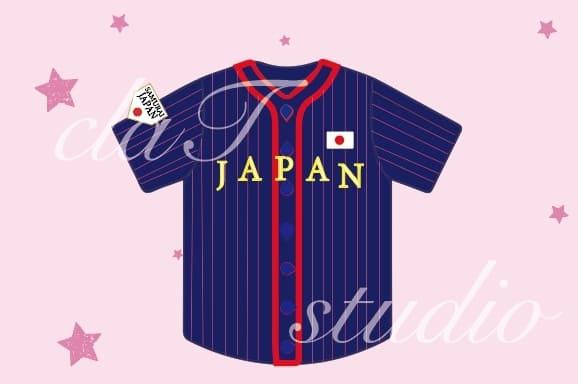 野球・日本代表ユニフォーム