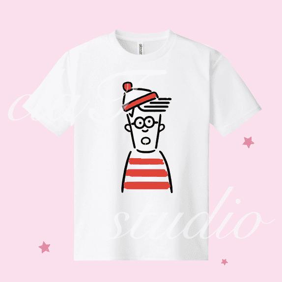 ウォーリーのクラスTシャツ_image03